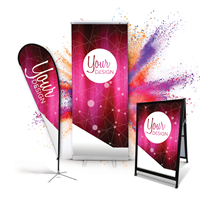 Signage and display solutions